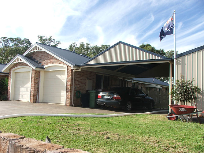 Buy shed Toowoomba | Highfields | Acacia Sheds & Patios