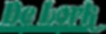 Logo de lork bistro restaurant feestzaal