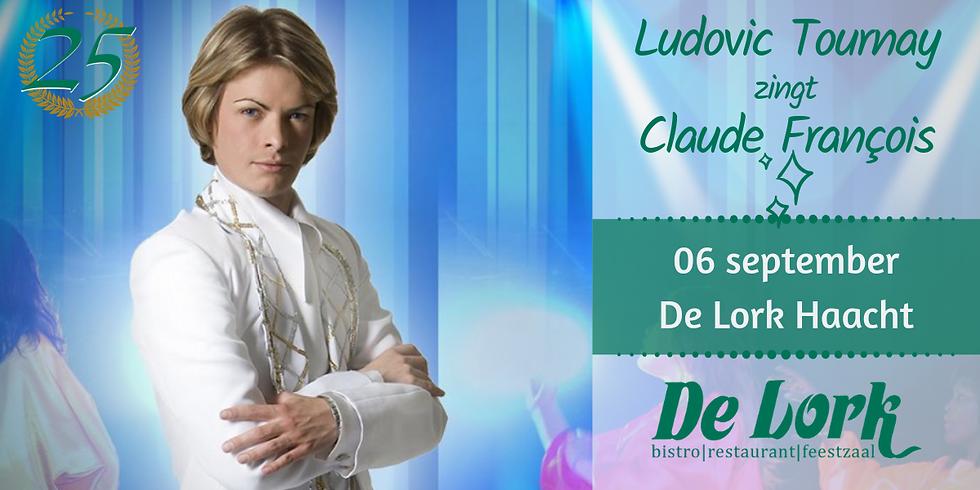 Franse avond met Ludovic Tournay