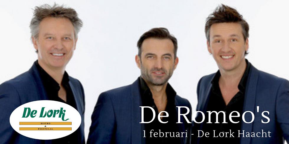 Optreden De Romeo's + Diner