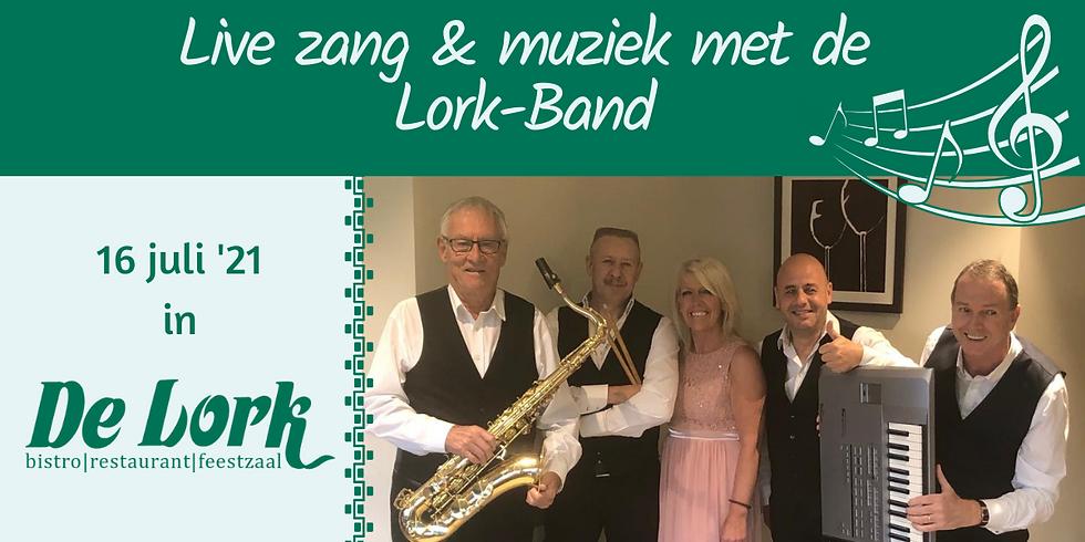 Muzikaal diner met de Lork Band