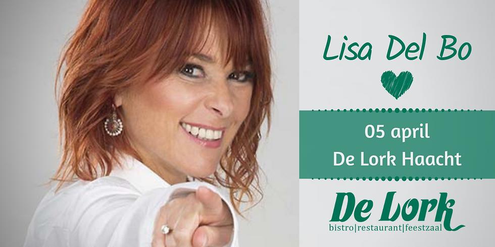 Muzikaal Diner met LISA DEL BO