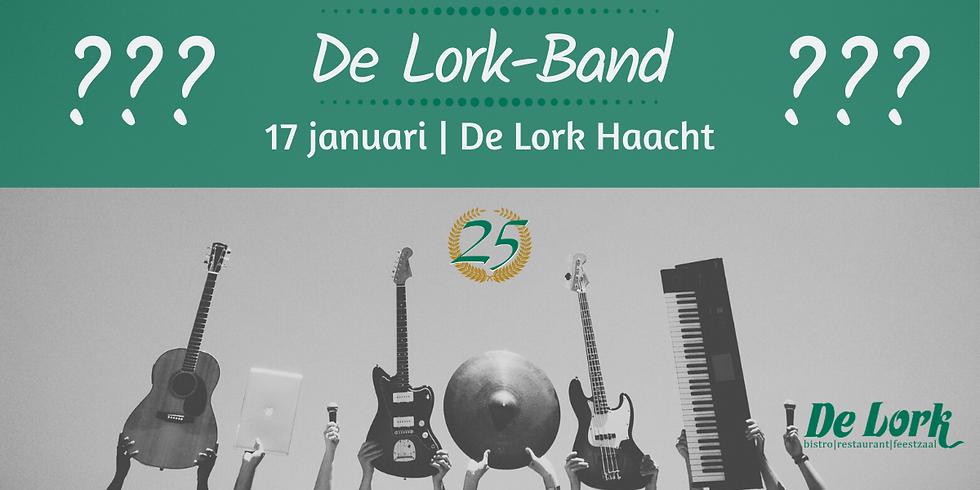 Diner Dansant met De Lork-Band