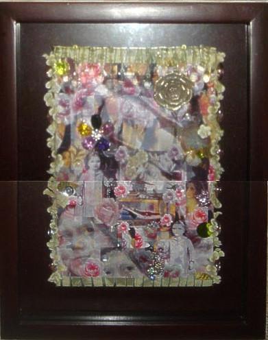 Santa teresa III dulce de caramelo 35x25