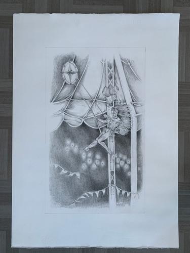 Estrellita. El arte de la cancion. 70x50