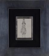 Filemona, prima de ramona 42x37 grafito