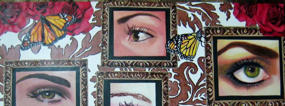 160 x 130 oleo sobre tela 2008