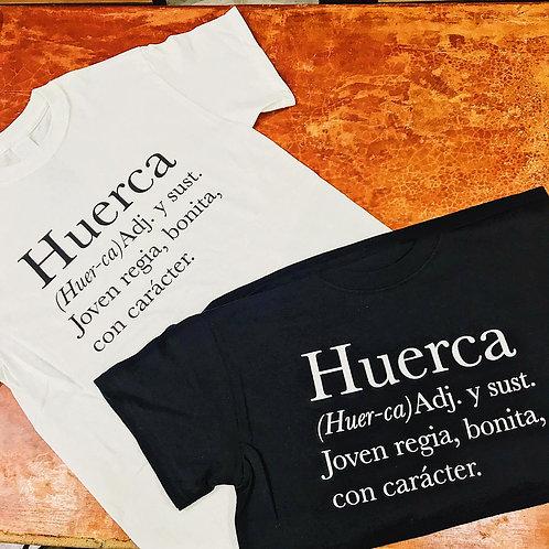 Camiseta (Huer-ca)