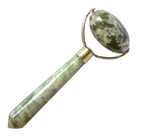 Gua Sha Traditional Chinese Medicine Extra Large Jade Roller