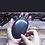 Thumbnail: Bian Oval TCM Gua Sha Massage Stone 120x65x28mm