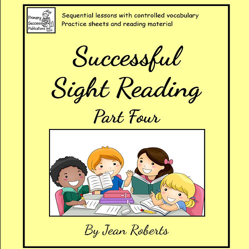 Successful Sight Reading - Part Four