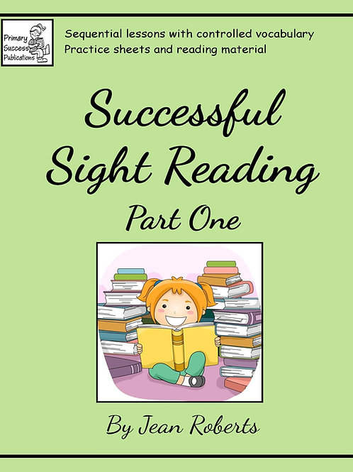 Successful Sight Reading - Part One