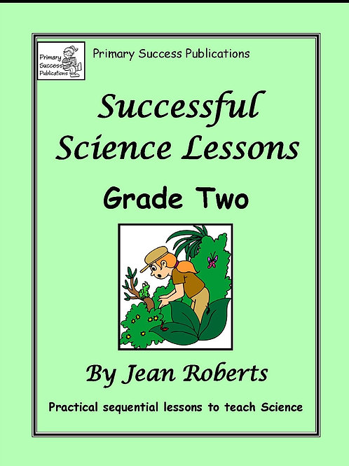Successful Science Lessons - Grade Two