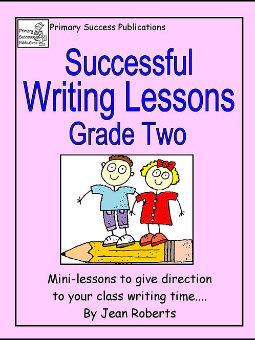 Successful Writing Lessons - Grade Two