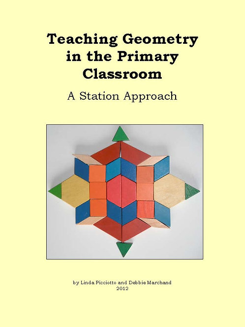 Teaching Geometry in the PrimaryClassroom