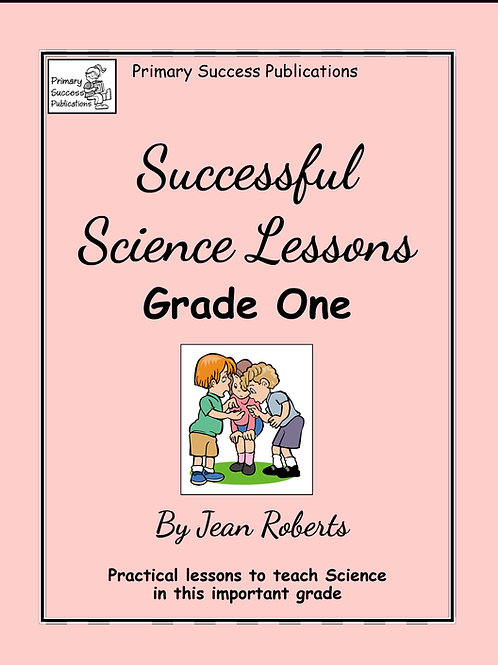 Successful Science Lessons - Grade One