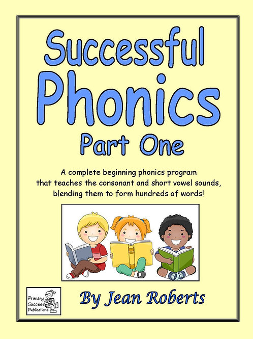 Successful Phonics - Part One