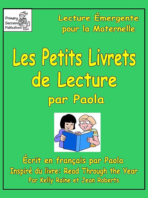 Les Petite Livrets - Maternelle