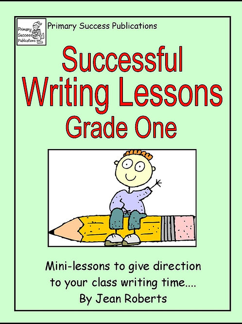 Successful Writing Lessons - Grade One