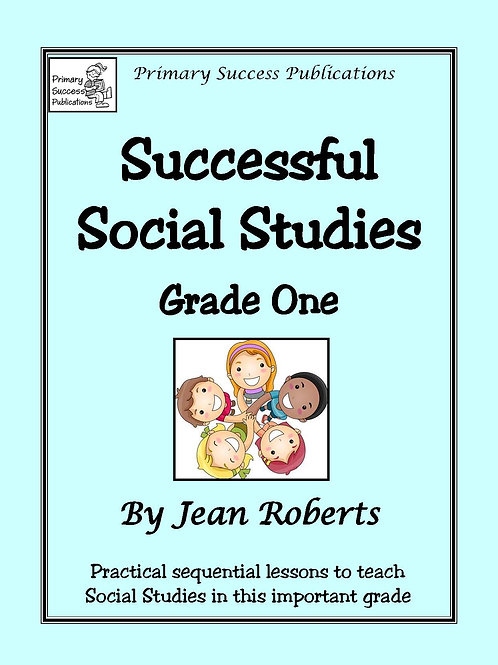 Successful Social Studies - Grade One