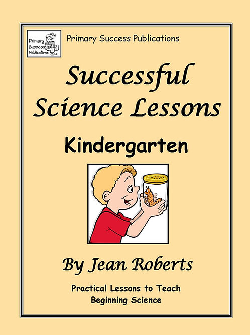 Successful Science Lessons - Kindergarten