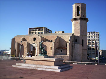 23 Eglise_Saint-Laurent-_Marseille_-_pan