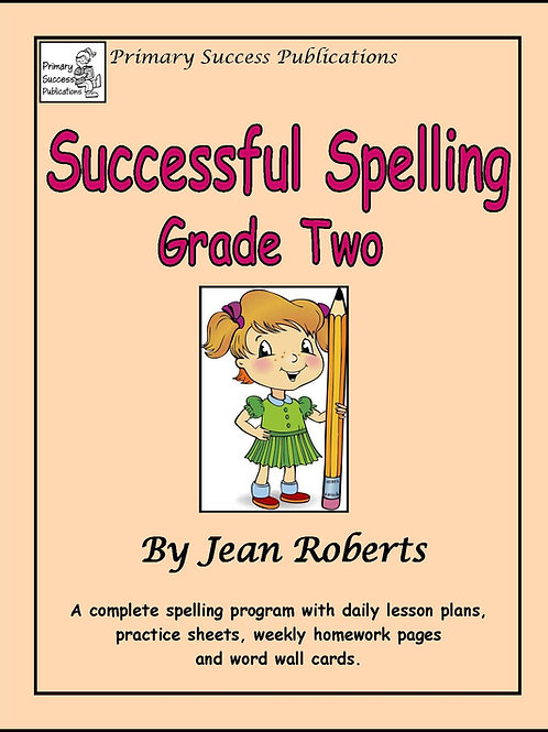 Successful Spelling - Grade Two