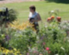 6 8-6-29 kelly at cottage garden.jpg