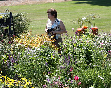 6 8-6-29 kelly at cottage garden.jpg