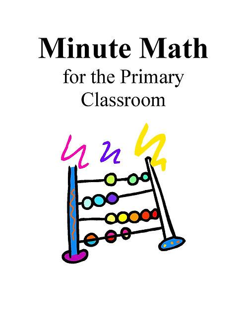 Minute Math