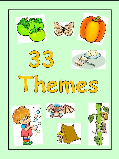 33 Themes