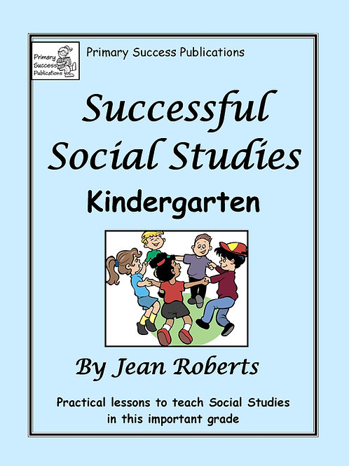 Successful Social Studies - Kindergarten