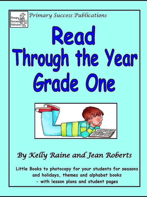 Read Through the Year - Grade One