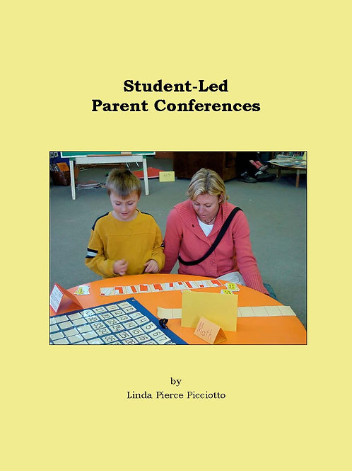 Student Led Parent Conferences