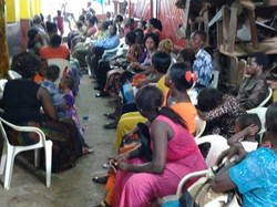 Bags distribution Ceremony for Sierra Leone3