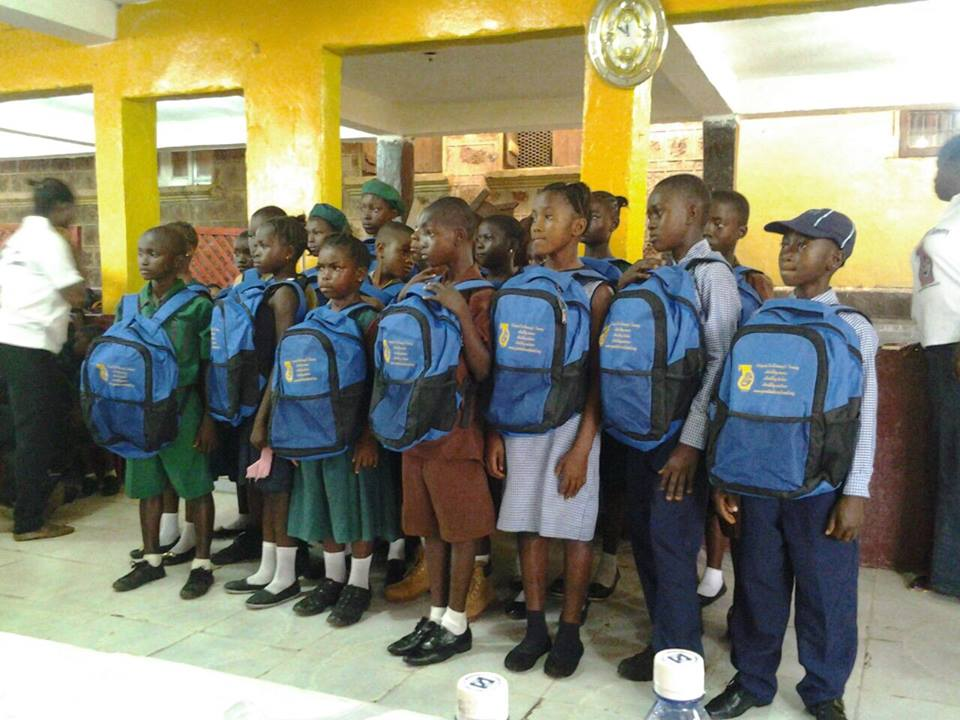 PIMT Bags in Sierra Leone