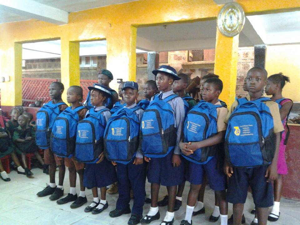 PIMT Bags in Sierra Leone 1