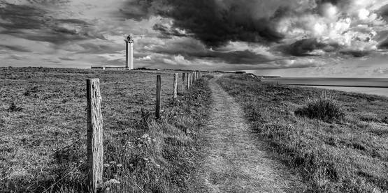 Phare d'Antifer - Normandie