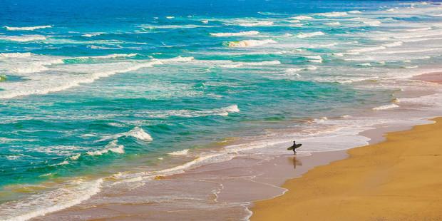 Surfer Maroc