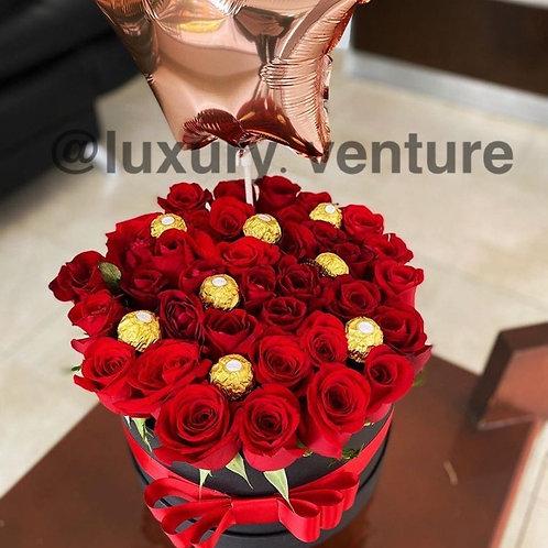 Caja floral Luxury Venture