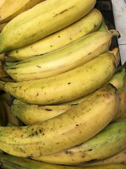 Plátano Amarillo