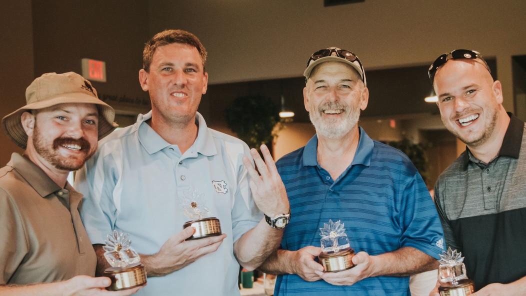 2018 Winners: Team Milloy!