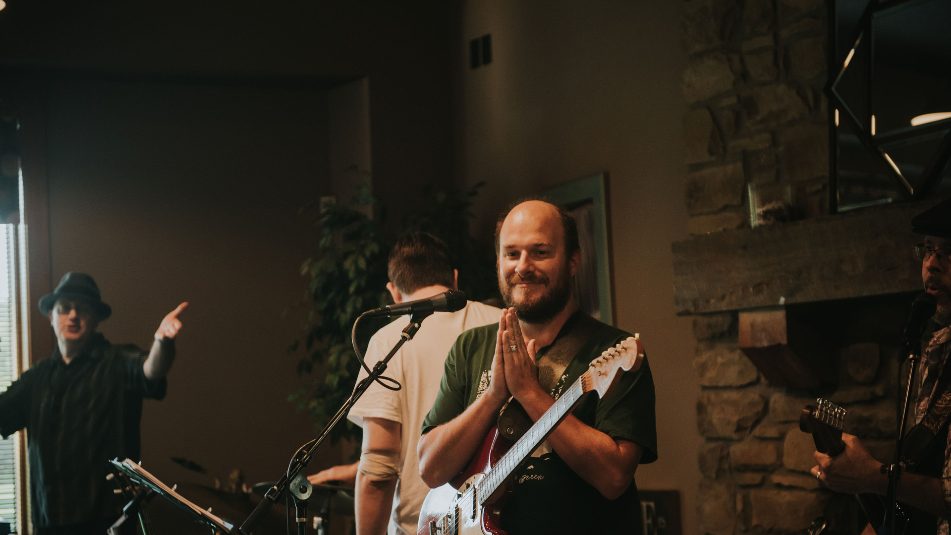 Brown County kids' favorite musician: Nathan Dillon and The Acre Brothers