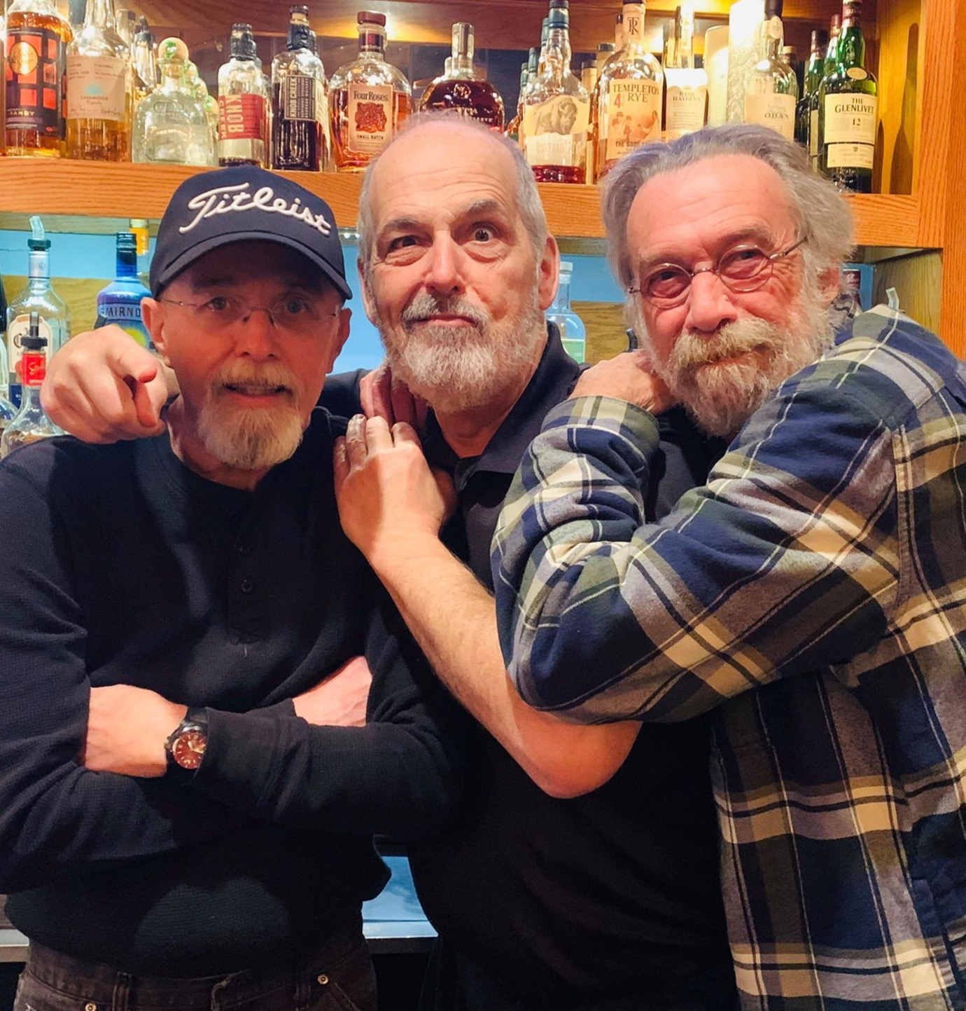 Three Old Geezers