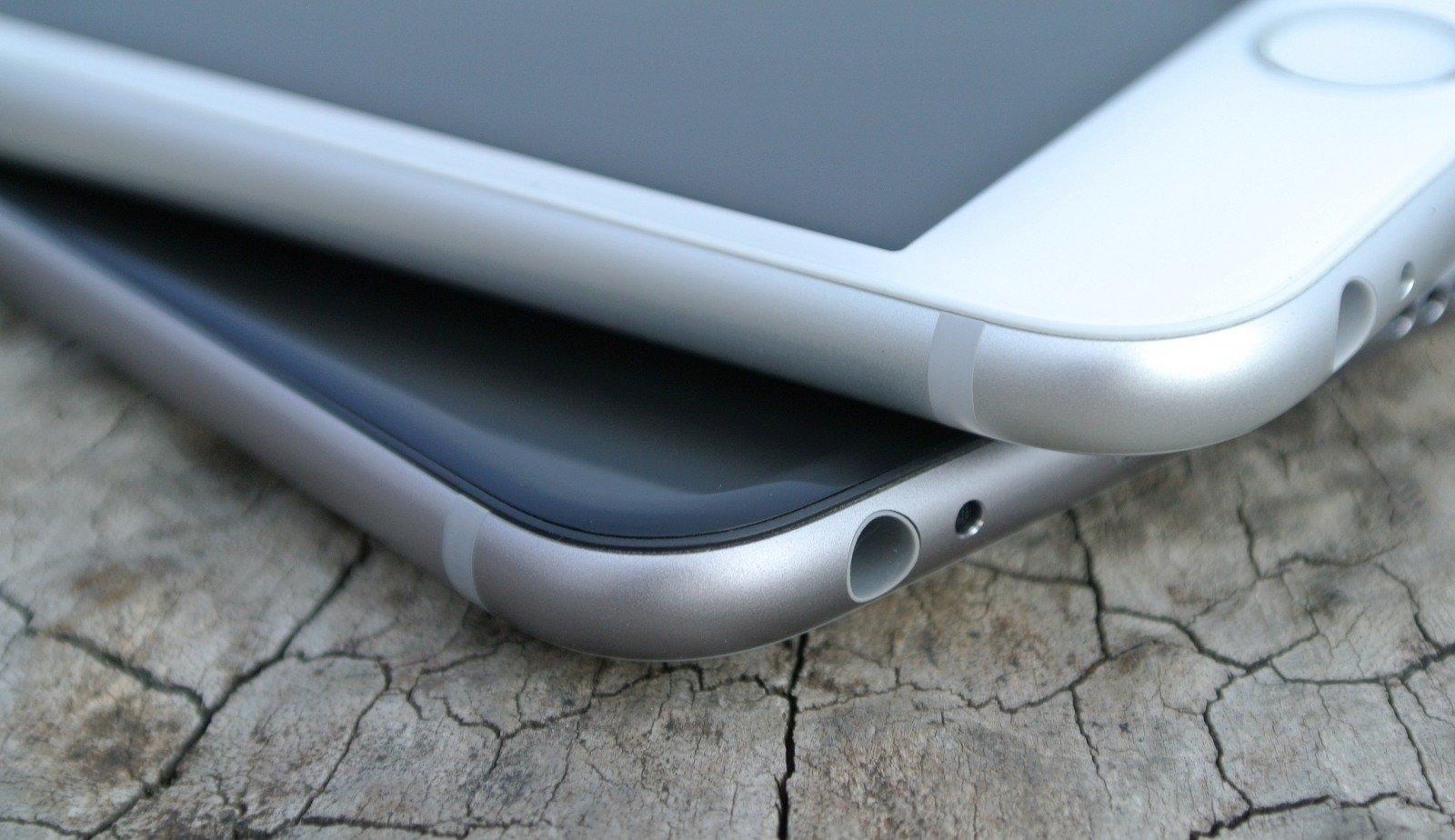iPhone 6, 6 Plus