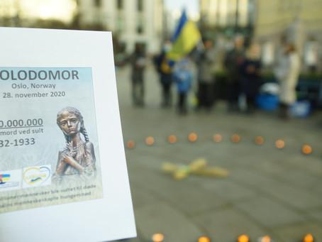 Вшанування пам'яті жертв Голодомору 1932-1933 рр.