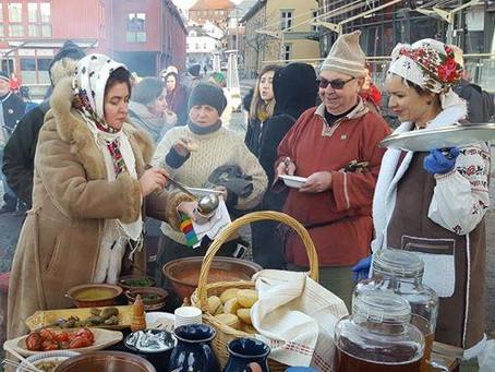 Фестиваль у м. Тьонсберг: на перехресті української та норвезької культур