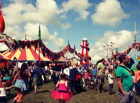 «Syng og Spis!» barne- og matfestivalen / Kid & food festival