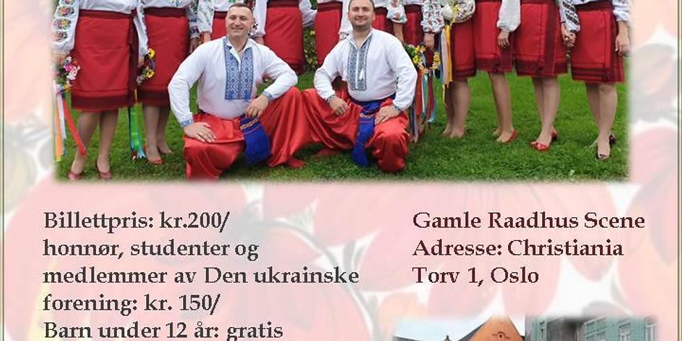 Вокальний ансамбль Folkemelodi запрошує