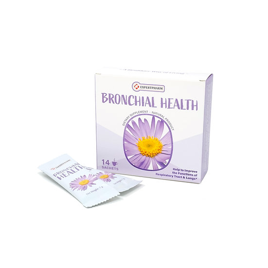 Bronchial Health - Support circulation and functions of respiratory system